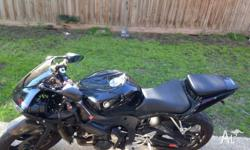 2004 YAMAHA r6 Limited Edition (Needs Fixing) BIKE WAS