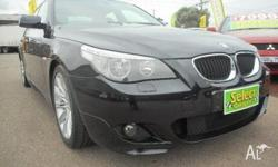 Superb Value ! Popular BMW 525i Motorsport Sedan,