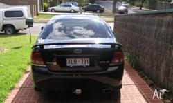 BLACK XR6 TURBO WITH ELETRIC SUNROOF ONLY 80,000 km