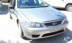 Ford Falcon BF Sedan 10/05. Automatic.Aftermarket Prinz