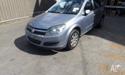***Now Wrecking 2005 Holden Astra H�B 4 Cylinder �