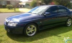 2005 VZ Holden Commodore, 12months rego, only 91,000ks,