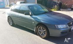 DL:20222 2005 Holden Commodore Executive for sale. 4spd