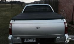 2005 HOLDEN VZ COMMODORE UTE FOR SALE Regretful sale,