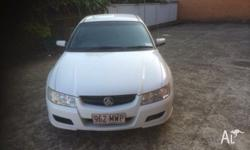 HOLDEN VZ ,2005 ACCLAIM SEDAN EXTRAS INCLUDE 18 inch ss