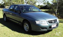 Excellent Cond, 4 Door Commodore Ute, Only 143000km,