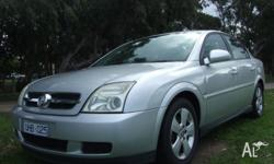 This 2005 Holden Vectra Auto sedan will be going to