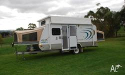 2005 Jayco Outback Expanda Great family van Queen size