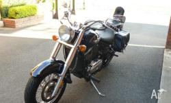 For reluctant sale my beloved 2005 Kawasaki Vulcan VN