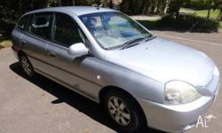 2005 KIA RIO HATCHBACK IN AS BRAND NEW ORIGINAL