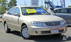 *** AUTOMATIC! *** 1 OWNER WITH ONLY 92,000KMS! ***