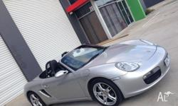 PORSCHE BOXSTER 2005 987 2.7L 5 Speed Tiptronic.