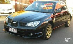 2005 SUBARU Impreza Manual AVAILABLE NOW with FAST