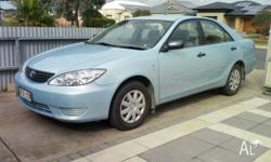 A VERY POWERFUL & ECONOMICAL MANUAL CAMRY ALTISE!!! 3L
