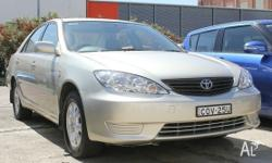a great low kilometre Toyota quality vehicle with