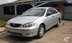 2005 toyota camry altise sedan auto aircon all power