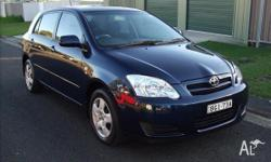 Toyota Corrolla Immaculate condition, Regretable sale