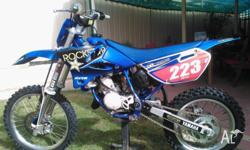 Fully rebuilt bike 112cc Athena kit bottom and top end