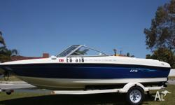 MINT Condition inside and out! This Bayliner 175 has