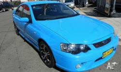 2006 Ford Falcon XR6... REGO EXPIRY JUNE 2014! Equipped