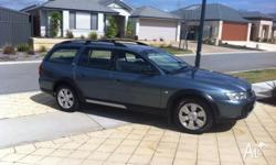 Reliable, well maintained V6 AWD, auto wagon. With full