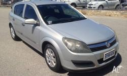 2006 Holden Astra - Automatic Transmission - Cruise
