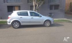2006 Holden Astra with 102,000 kms only. Excellent car