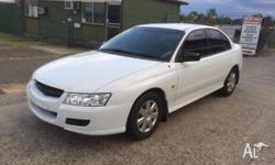 For sale a clean and tidy 2006 Holden Commodore Sedan,
