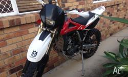 $3800 ono. 2006 Husqvarna TE250. Immaculate condition