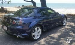 2006 Mazda Rx8, 83,990kms. Manual. $14,000 Extremely