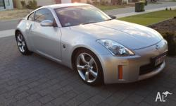Excellent Condition Nissan 350z for sale. Recently