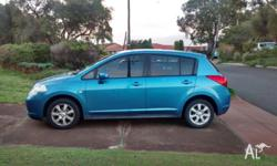 Hi there, . This is a 2006 Nissan Tidda for sale. The