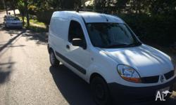 Great work van used only for small light loads. Selling