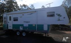 fifthwheeler van in very good condition both inside and