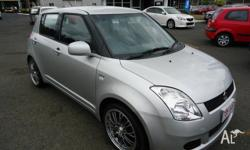 2006 suzuki swift manual hatch ,drive away no more to