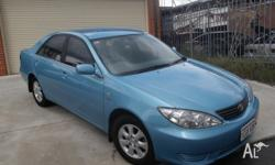2006 Toyota Camry ACV36R MY06 Altise Limited Blue 4