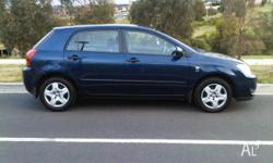 Lady owner 12 months rego 4 brand new tyres Full