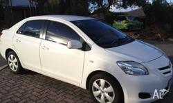 Yaris in a great condition with low kilometers. It has