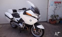 A pleasure to ride, with ABS, heated handle grips,