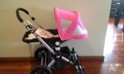 Included are the following items: - 2007 Bugaboo