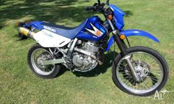 Excellent condition. 2007 DR650 only 16400 km Can also