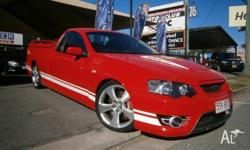 FPV Super Pursuit BFII , Low 67,000kms, Immaculate