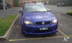 Make an offer Holden Commodore VE SV6 2007 for sale