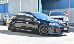 This is the one! ***V8 SS*** automatic, Sports exhaust,
