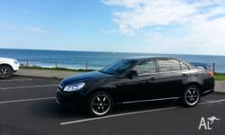 Holden Epica 2007 excenllent condition 5 speed Auto