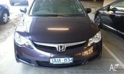2007 Honda Civic low kilometer.only 100k. Just changed