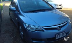 Top of the range 2007 Honda civic excellent condition
