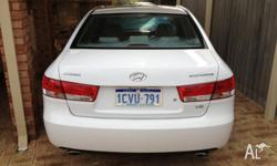 *PRICE REDUCTION* 2007 (delivered Aug 2008) Hyundai