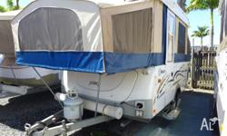 2007 Jayco Finch Camper A compact camper which is great
