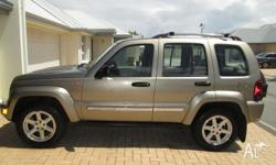 2007 Jeep Cherokee Limited, 2.8l turbo diesel,